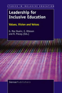 Ruairc, G. Mac - Leadership for Inclusive Education, e-bok