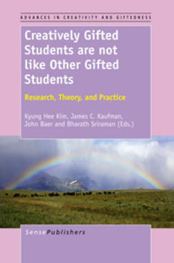 Kim, Kyung Hee - Creatively Gifted Students are not like Other Gifted Students, ebook
