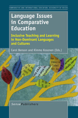 Benson, Carol - Language Issues in Comparative Education, ebook