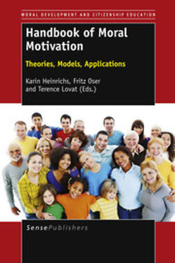 Heinrichs, Karin - Handbook of Moral Motivation, ebook