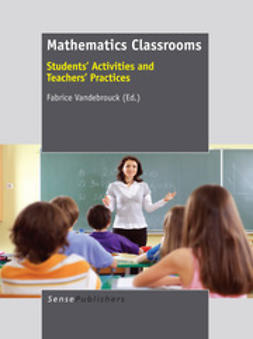 Vandebrouck, Fabrice - Mathematics Classrooms, ebook