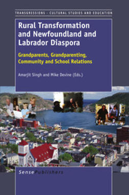 Singh, Amarjit - Rural Transformation and Newfoundland and Labrador Diaspora, e-kirja