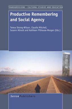 Strong-Wilson, Teresa - Productive Remembering and Social Agency, e-bok