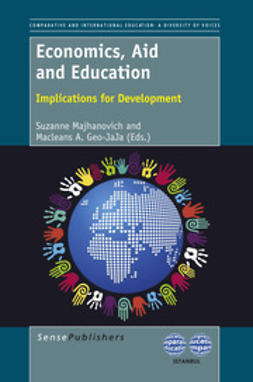 Majhanovich, Suzanne - Economics, Aid and Education, ebook