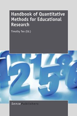 Teo, Timothy - Handbook of Quantitative Methods for Educational Research, e-bok