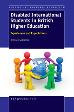 Soorenian, Armineh - Disabled International Students in British Higher Education, e-kirja