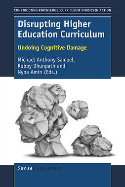 Amin, Nyna - Disrupting Higher Education Curriculum, ebook