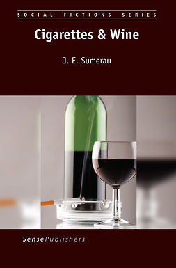 Sumerau, J. E. - Cigarettes & Wine, ebook