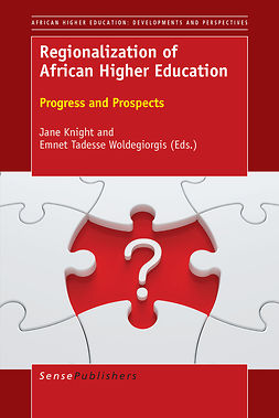 Knight, Jane - Regionalization of African Higher Education, ebook