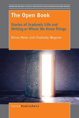 Meier, Ninna - The Open Book, ebook