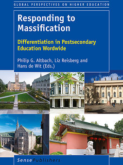 Altbach, Philip G. - Responding to Massification, e-bok