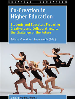 Chemi, Tatiana - Co-Creation in Higher Education, ebook
