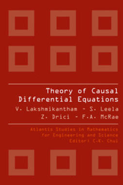 Lakshmikantham, V. - Theory of Causal Differential Equations, ebook