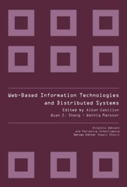 Gabillon, Alban - Web-Based Information Technologies and Distributed Systems, e-kirja