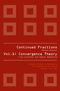 Lorentzen, Lisa - Continued Fractions, ebook