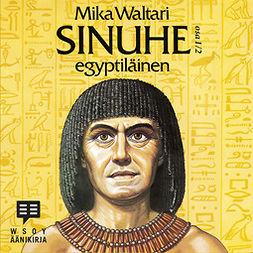 Waltari, Mika - Sinuhe egyptiläinen osa 1, äänikirja