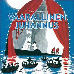 Jansson, Tove - Vaarallinen juhannus, äänikirja