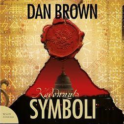 Brown, Dan - Kadonnut symboli, audiobook