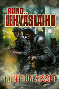 Lehväslaiho, Reino - Kontion sissit, ebook