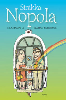 Nopola, Sinikka - Eila, Rampe ja elämän tarkoitus, ebook