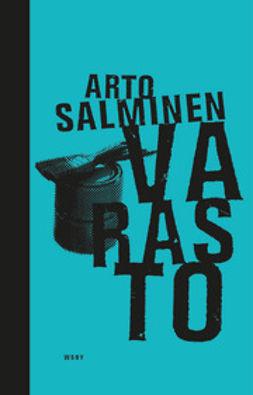 Salminen, Arto - Varasto, e-kirja
