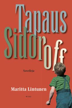 Lintunen, Maritta - Tapaus Sidoroff, e-kirja