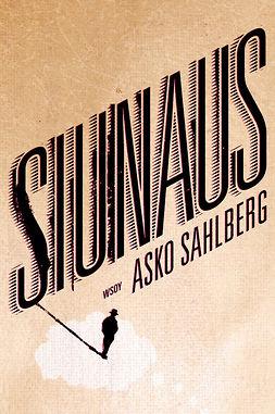 Sahlberg, Asko - Siunaus, e-kirja