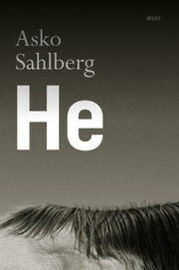 Sahlberg, Asko - He, e-kirja