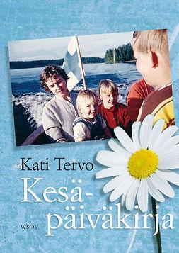 Tervo, Kati - Kesäpäiväkirja, e-kirja