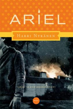 Nykänen, Harri - Ariel ja hämähäkkinainen, e-kirja
