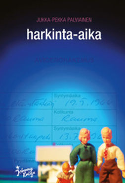 Palviainen, Jukka-Pekka - Harkinta-aika, e-kirja
