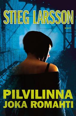 Larsson, Stieg - Pilvilinna joka romahti, e-kirja