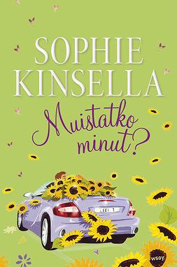Kinsella, Sophie - Muistatko minut?, e-kirja