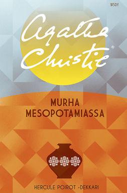 Christie, Agatha - Murha Mesopotamiassa, e-kirja