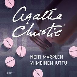 Christie, Agatha - Neiti Marplen viimeinen juttu, äänikirja