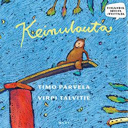 Parvela, Timo - Keinulauta, äänikirja