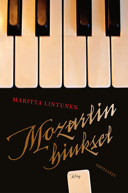 Mozartin hiukset: novelleja