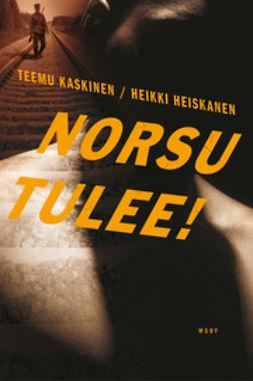 Heiskanen, Heikki - Norsu tulee!, e-kirja