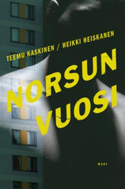 Heiskanen, Heikki - Norsun vuosi, e-kirja