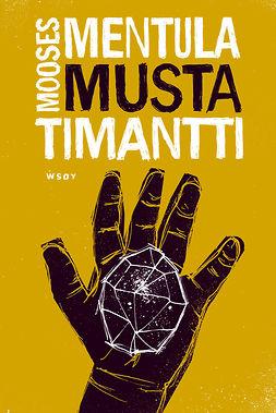 Mentula, Mooses - Musta timantti, ebook