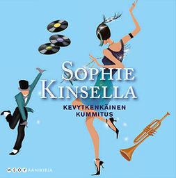 Kinsella, Sophie - Kevytkenkäinen kummitus, audiobook