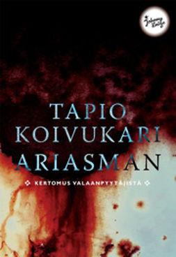 Koivukari, Tapio - Ariasman - kertomus valaanpyytäjistä, e-kirja