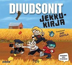 Niipola, Jani - Duudsonit - Jekkukirja, äänikirja