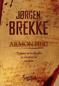 Brekke, Jørgen - Armon piiri, e-kirja