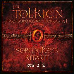 Tolkien, J. R. R. - Taru Sormusten herrasta. Sormuksen ritarit 2/2, äänikirja