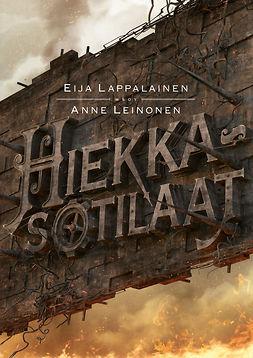 Lappalainen, Eija - Hiekkasotilaat, ebook
