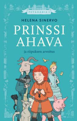 Sinervo, Helena - Prinssi Ahava ja riipuksen arvoitus, e-kirja