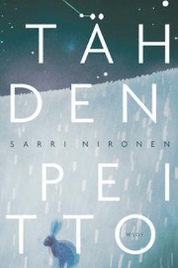 Nironen, Sarri - Tähdenpeitto, e-kirja