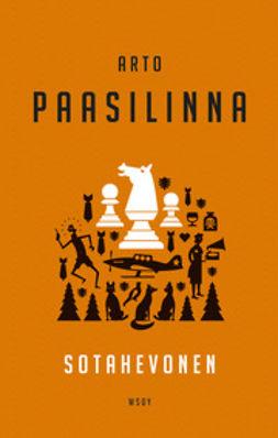 Paasilinna, Arto - Sotahevonen, e-kirja