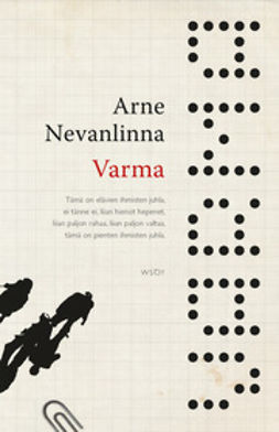 Nevanlinna, Arne - Varma, ebook